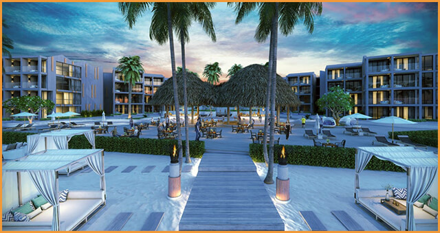 The Oceana Beachfront