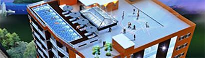 New Nordic Atrium Condominium Паттайя